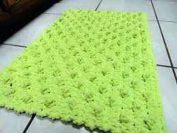green bathroom mats crochet bath rugs crochet bathroom rug lime green bathroom rugs crochet bathroom rug py bath mat dark green bathroom rug set