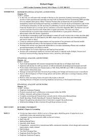 Big Four Resume Sample Financial Analyst Accounting Resume Samples Velvet Jobs 11