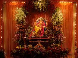 lakshmi goddess decoration in home festival home decor pinterest