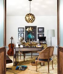 Image Stylish 15 Motivational Eclectic Home Office Designs Youll Want To Work In Architecture Art Designs 15 Motivational Eclectic Home Office Designs Youll Want To Work In