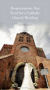 requirements you need for a catholic church wedding photo catilo photography