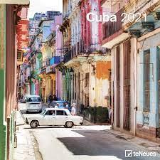 Cuba 2021 - Wand-Kalender - Broschüren ...