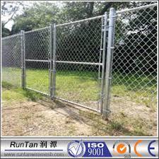wire fence gate. Interesting Wire Garden Border Chain Link Fence Gate  ISO90012008  Intended Wire Fence Gate C