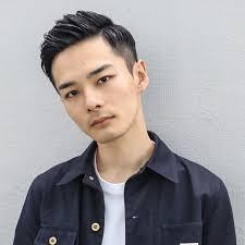 ワイルドサイドパートバーバー風髪型メンズ Man2019 男