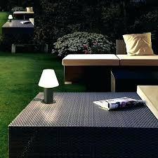 outdoor table lamps for patio lights