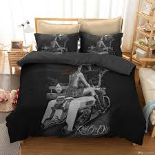 whole 6 styles skull beauty 3d printed twin king size bedding sets bed sheets queen bedding sets king size comforter set duvet covers duvet sets on