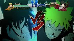 Naruto VS Sasuke Boss Fight-NARUTO SHIPPUDEN Ultimate Ninja STORM 3 Full  Burst (PS4) [Hero Path] - YouTube