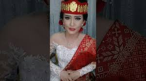 make up pengantin batak