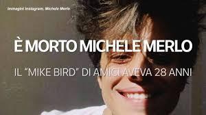 E' morto Michele Merlo - Video Virgilio
