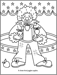 Small Picture FREE Printable Circus Coloring Pages great for kids teachers