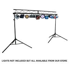 dj lighting stand professional truss disco band lighting stand system easy assemble american dj light stand
