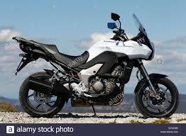 motorcycle travel enduro kawasaki versys in 1000 year of stock