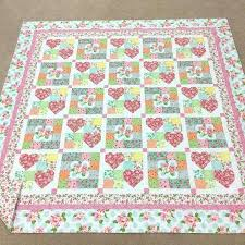 Childrens Patchwork Quilts – co-nnect.me & ... Heart To Heart In Sew And Sew Crochet Quiltknit Crochetchildrens Childrens  Patchwork Quilts For Sale Uk ... Adamdwight.com