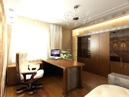 office lighting options. Marvellous Best Office Lighting Options Fascinating Home With Led Ceiling Plus Wooden Desk