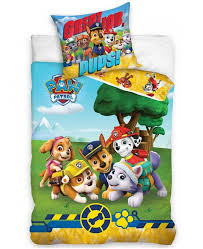 paw patrol toddler bed incredible images this paw patrol great job pups single cotton duvet cover