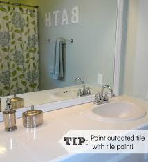 Painted Bathroom Countertops Livelovediy Easy Diy Ideas For Updating Your Bathroom