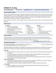 Financial Analyst Job Description Resume 100 Best Finance Resume Sample Templates Wisestep Financial Account 43