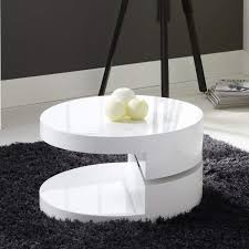 full size of interior tiffany high gloss white round rotating top modern small coffee table large size of interior tiffany high gloss white round rotating