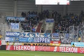 Chi vincerà tra sv meppen e hallescher fc? Hallescher Fc Gegen Sv Meppen Faszination Fankurve