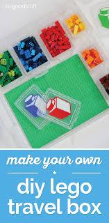 make your own diy lego travel box thegoodstuff