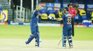 India vs Sri Lanka 1st ODI Highlights ...