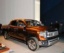 2017 Toyota Tundra Diesel Rumors - Price and Possible Changes