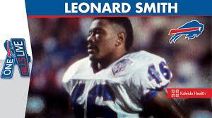 Leonard Smith Joins One Bills Live - YouTube