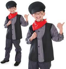 sentinel childrens kids chimney sweep fancy dress costume bert mary poppins 6 10 yrs