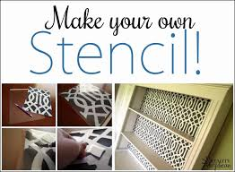 learn how to make your own stencil from scratch reality daydream