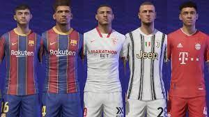 "Toon97 on Twitter: ""FIFA 21 Facepack 2.0 🌟 Pedri 🇪🇸 Ronald Araujo 🇺🇾  Diego Carlos 🇧🇷 Merih Demiral 🇹🇷 Jamal Musiala 🇬🇧 DL Link:  https://t.co/OivmKY478c… https://t.co/nedrKf1Y2k"""