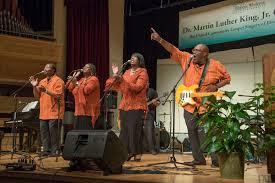Gospel Festival to Honor King's Legacy