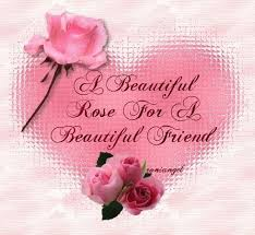 Beautiful Roses With Friendship Quotes Best of A Beautiful Rose For A Beautiful Friend Pictures Photos And Images