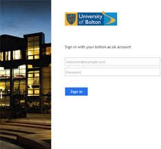 Webmail Or Office 365 University Of Bolton