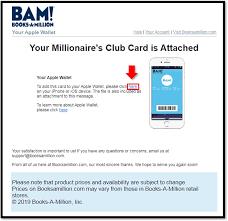 add my membership to my apple wallet