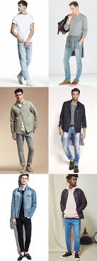 Light Wash Jeans Outfit What To Wear With Every Shade Of Denim Textile Clothing
