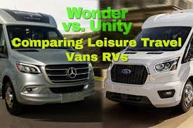 Mercedes unity 2020 history cars review 2020. Wonder Vs Unity Essential Guide To Leisure Travel Vans Rvs Rv Lifestyle