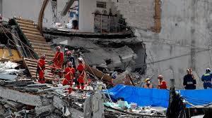 Resultado de imagen de terremoto en ciudades personas ayudando