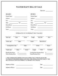 Free Recreational Vehicle (Rv) Bill Of Sale Form | Pdf | Word (.doc ...