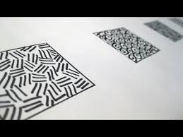 Patterns To Draw Custom How To Draw 48 Cool Patterns YouTube