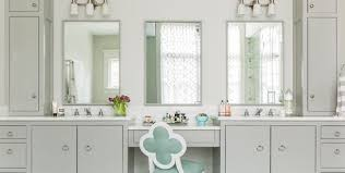 It makes the room feel modern and fresh, and lets the wooden vanities. 10 Best Gray And White Bathroom Ideas In 2018 Gray And White Bathroom Designs