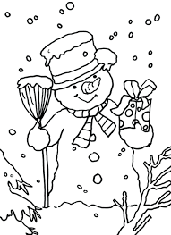 Small Picture Christmas Coloring Pages Dltk Printable Coloring Sheets