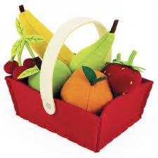 Resultado de imagen de cesta de frutas