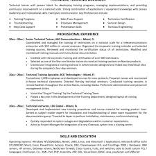 Php Trainee Sample Resume Customer Service Resumes Templates Bank