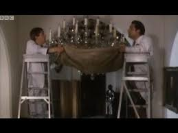 del and rodney smash the chandelier only fools and horses bbc