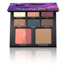 Jewelpop Face & <b>Eye</b> Palette <b>KEVYN</b> AUCOIN <b>Палетка</b> для лица и ...