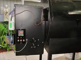 simple auber pid wiring diagram for the traeger again as the first sentence states i have been receiving emails asking me to post a auber pid wiring diagram single on off switch for the traeger