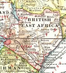 Image result for british kenya