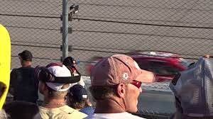 Race Cars In Action At Darlington Raceway Youtube