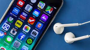 Wallpaper Iphone 6 Apple Headphones Display Iphone Hd