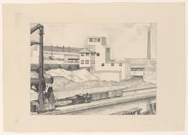 charles sheeler essay heilbrunn timeline of art industrial series